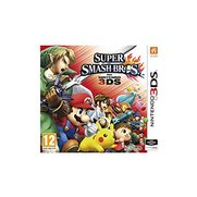 3DS Super Smash Brothers
