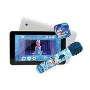 Frozen Tablet & Microphone