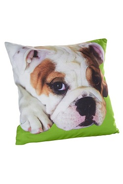 Bulldog Digital Cushion