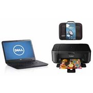 "Dell Inspiron 15"" Laptop Bundle..."