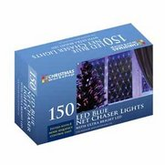 150 LED Net Blue Chaser