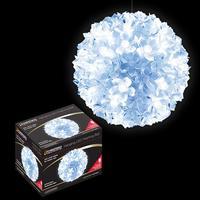 Image of 100 LED White Flashing Ball
