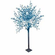 500 LED Blossom Tree - Blue & White