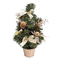 "Image of 20"" Poinsettia Tree"