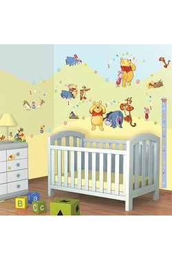 Disney Winnie the Pooh Room Decor Kit