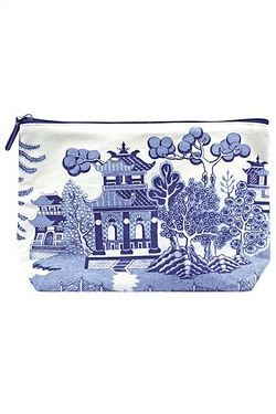 Blue Willow Wash Bag