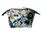Ladies Batman Pop Art Wash Bag