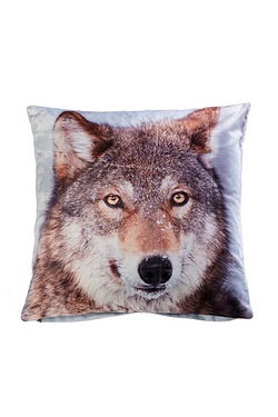 Wolf Cushion Cover