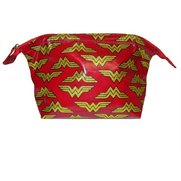 Wonder Woman Print Wash Bag