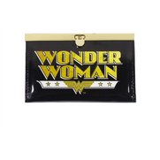 Retro Wonder Woman Patent Clasp Purse