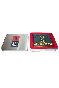 Muhammad Ali Wallet In A Gift Tin