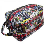 Batman Comic Strip Wash Bag