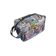 Superman Flies Wash Bag