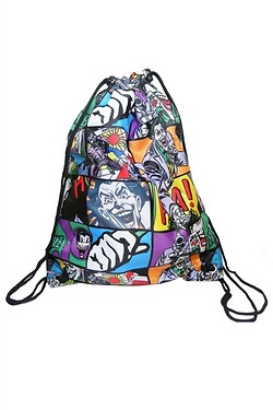 The Joker Pop Art Pump Bag