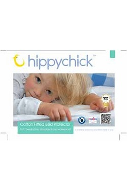 Hippychick Fitted Mattress Protector