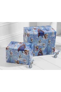 Disney Frozen Wrapping Paper & Tags