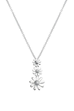 Triple Flower Pendant