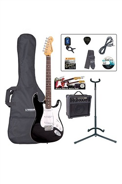 Encore Electric Guitar Outfit - Glo...