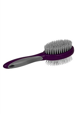Furbuster Dog Pin & Bristle Brush