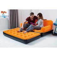 Inflatable 2 Person Sofa With Pump