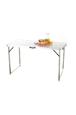 Double Folding Buffet Table