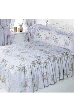 Charlotte By Vantona Fitted Bedspread