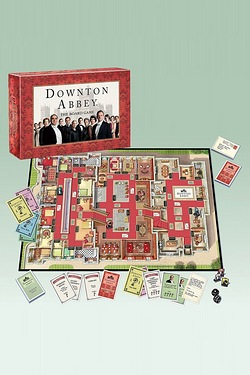Downton Abbey Deluxe Board Game