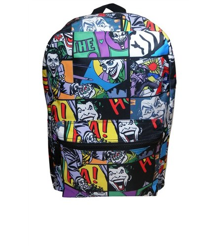 Image for The Joker Pop Art Backpack from ace