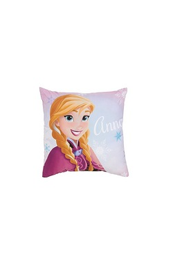 Disney Frozen Elsa/Anna Square Cushion