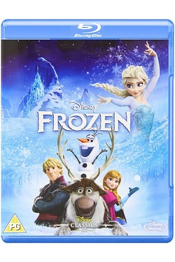Frozen - Blu-Ray
