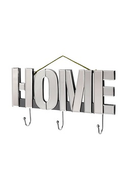 Mirrored Home Hooks