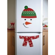 Snowman Fridge Magnet
