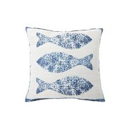 3 Fish Cushion