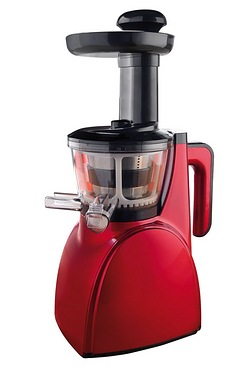 Cucina Red Slow Juicer