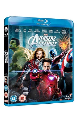 Marvel Avengers Assemble - Blu-ray