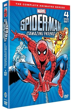 Spider-Man And His Amazing Friends ...