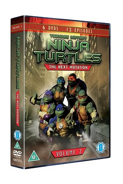 Ninja Turtles: The Next Mutation Vo...