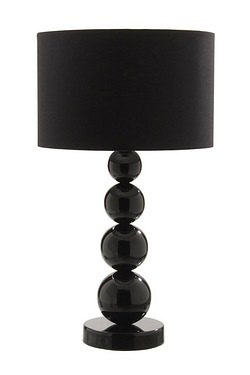 Black Balls Table Lamp