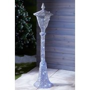 Ice Crystal Lamp Post