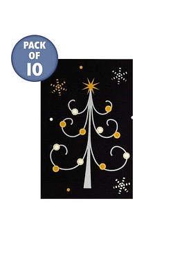 10 Trees & Parcels Gift Tags