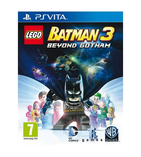 Image for PS Vita: LEGO Batman 3: Beyond Gotham from ace