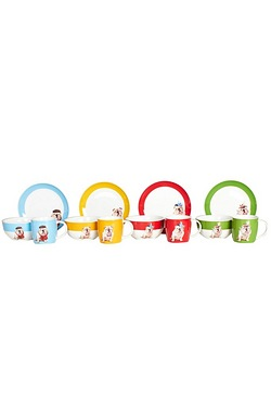 12-Piece Dog Breakfast Set