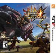3DS Monster Hunter 4 Ultimate
