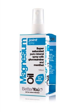 Better You: Magnesium Joint Spray
