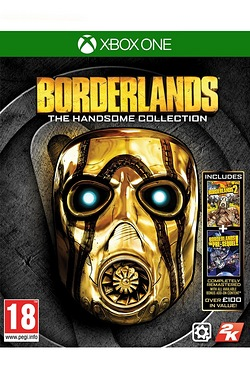 Xbox One Borderlands: The Handsome ...