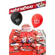 One Direction Ultimate Party Kit Fo...