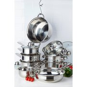 Sabichi 9-Piece Stainless Steel Coo...