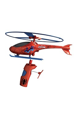 Spider-Man Rescue Helicopter