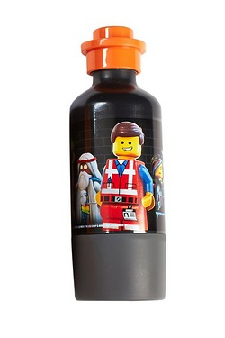LEGO Movie Drinking Bottle