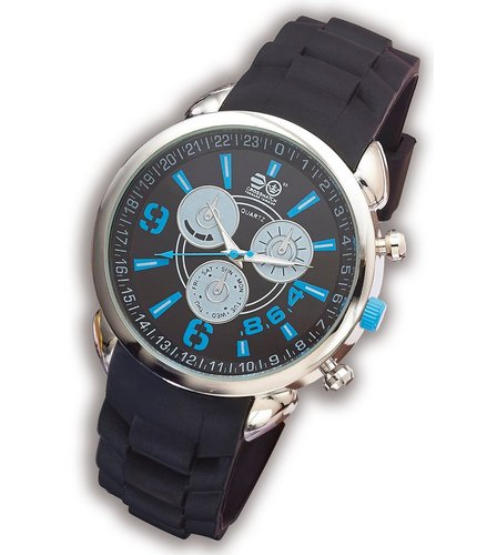 Image for Crosshatch Blue Chrono Watch from ace